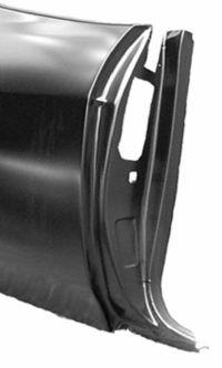 CHEVELLE QUARTER SAIL PANEL UPPER RH 70-72 NCM-1474A